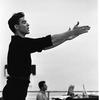 "New York City Ballet Company rehearsal of ""Irish Symphony"" with Jacques d'Amboise, choreography by Jacques d'Amboise (New York)"