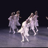 "New York City Ballet production of ""Scherzo a la Russe"" with Melinda Roy, choreography by George Balanchine (New York)"
