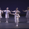 "New York City Ballet production of ""Scherzo a la Russe"", choreography by George Balanchine (New York)"