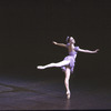 """New York City Ballet production of """"Ballet imperial"""", (""""Tchaikovsky Suite No. 2"""") with Kyra Nichols, choreography by Jacques d'Amboise (New York)"""