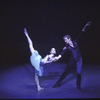 """New York City Ballet production of """"Who Cares?"""", with Maria Calegari and Sean Lavery, choreography by George Balanchine (New York)"""