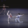 """New York City Ballet production of """"Who Cares?"""", with Helene Alexopoulos and Joseph Duell, choreography by George Balanchine (New York)"""