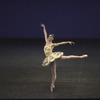 "New York City Ballet production of ""Divertimento No. 15"" with Melinda Roy, choreography by George Balanchine (New York)"