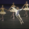 "New York City Ballet production of ""Divertimento No. 15"" with Victor Castelli, choreography by George Balanchine (New York)"