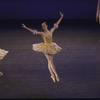 "New York City Ballet production of ""Les Petits Riens"" with Margaret Tracey, choreography by Peter Martins (New York)"