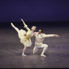 "New York City Ballet production of ""Les Petits Riens"" with Kelly Cass and Carlo Merlo, choreography by Peter Martins (New York)"