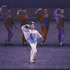 "New York City Ballet production of ""The Chairman Dances"" with Helene Alexopoulos, choreography by Peter Martins (New York)"