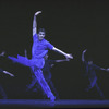 "New York City Ballet production of ""Rhapsody in Blue"" with Peter Frame, choreography by Lar Lubovitch (New York)"