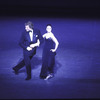 "New York City Ballet production of ""Rhapsody in Blue"" with Suzanne Farrell and Peter Martins, choreography by Lar Lubovitch (New York)"