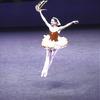 """New York City Ballet production of """"Tarantella"""" with Katrina Killian, choreography by George Balanchine (New York)"""