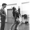 "New York City Ballet rehearsal for ""Jeux"" with Edward Villella, John Taras and Melissa Hayden, choreography by John Taras (New York)"