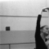 "New York City Ballet rehearsal of ""Glinkaiana"" with Patricia McBride and Edward Villella, choreography by George Balanchine (New York)"
