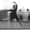 "New York City Ballet rehearsal of ""Dances at a Gathering"" with Peter Martins, choreography by Jerome Robbins (New York)"