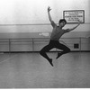 "New York City Ballet rehearsal of ""Dances at a Gathering"" with John Clifford, choreography by Jerome Robbins (New York)"