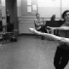 "New York City Ballet rehearsal of ""Dances at a Gathering"" with Patricia McBride and Edward Villella, choreography by Jerome Robbins (New York)"