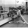 "New York City Ballet rehearsal of ""Dances at a Gathering"" with Gelsey Kirkland and Jerome Robbins, choreography by Jerome Robbins (New York)"