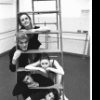 "New York City Ballet rehearsal of ""In the Night"" w. (top-bottom) Violette Verdy, Peter Martins, Kay Mazzo, Francisco Moncion, Anthony Blum and Patricia McBride, choreography by Jerome Robbins (New York)"