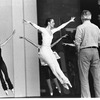 """New York City Ballet rehearsal for """"Coppelia"""" with Patricia McBride, choreography by George Balanchine (Saratoga)"""