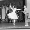 "New York City Ballet rehearsal for ""Coppelia"" with Patricia McBride, choreography by George Balanchine (Saratoga)"