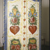 New York City Ballet photograph of cabinet designed and painted by George Balanchine (New York)