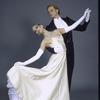 "Studio photo  for ""Liebeslieder Walzer"" with Stephanie Saland and Adam Luders (for NET Balanchine Festival), choreography George Balanchine (New York)"