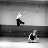 New York City Ballet dancers Edward Villella and Carol Sumner (New York)