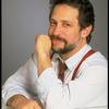 Publicity shot of theatre lighting designer Paul Gallo (New York)