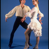 Publicity photo of Olympic skaters Brian Boitano and Katerina Witt (New York)