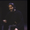 "Actor Raul Julia in a scene fr. the New York Shakespeare Festival production of the play ""Macbeth"" (New York)"