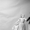 """Deborah Paine as Clara and Robert Maiorano as her brother Fritz in a New York City Ballet production of """"The Nutcracker."""""""