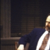 "Actor Ron Rifkin in a scene from the Lincoln Center Theatre production of the play ""The Substance of Fire."" (New York)"