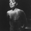 """Actress Liza Minnelli performing a number from the Broadway production of the musical """"The Act"""""""