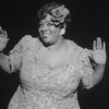 """Actress Nell Carter in a scene from the Broadway revival of the musical """"Ain't Misbehavin'.""""."""