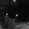 """Actress Liv Ullmann in a scene from the Broadway revival of the play """"Anna Christie.""""."""