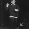 """Actress Dorothy Loudon in a scene from the pre-Broadway Kennedy Center production of the musical """"Annie 2.""""."""