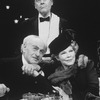 "(L-R) Actors Eli Wallach, Bob Dishy and Anne Jackson in a scene from the Broadway revival of the play ""Cafe Crown.""."