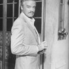 """Actor Keith Michell in a scene from the Broadway production of the musical """"La Cage Aux Folles."""""""