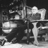 """Actor Barnard Hughes in a scene from the Broadway production of the play """"Da.""""."""