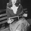 """Actress Mia Dillon in a scene from the Broadway production of the play """"Da.""""."""