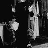 """Actor Tom Courtenay in a scene from the Broadway production of the play """"The Dresser.""""."""