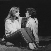 "Actors Ellen Parker and David Strathairn in a scene from the NY Shakespeare Festival production of the play ""Fen.""."