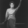 """Actress Alexis Smith in a scene from the Broadway production of the musical """"Follies.""""."""