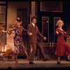 "(L-R) Actors Barbara Erwin, Robert Fitch and Dorothy Loudon in a scene from the Broadway production of the musical ""Annie.""."