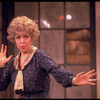 "Actress Dorothy Loudon as Miss Hannigan in a scene from the Broadway production of the musical ""Annie.""."