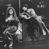 "Actors Bernadette Peters and Martin Short in a scene from the Broadway production of the musical ""The Goodbye Girl""."