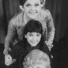 """(T-B) Angela Lansbury, Lisa Peluso and Bonnie Langford in a scene from the Broadway revival of the musical """"Gypsy"""""""