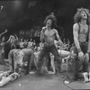 "A scene from the Broadway production of the musical ""Hair""."