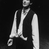 "Kevin Kline as Hamlet in a scene from the NY Shakespeare Festival production of the play ""Hamlet""."