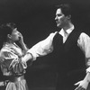 "Diane Venora as Ophelia and Kevin Kline as Hamlet in a scene from the NY Shakespeare Festival production of the play ""Hamlet""."