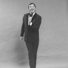 """Comic Jerry Lewis in a promo shot for the pre-Broadway tour of the musical revue """"Hellzapoppin""""."""